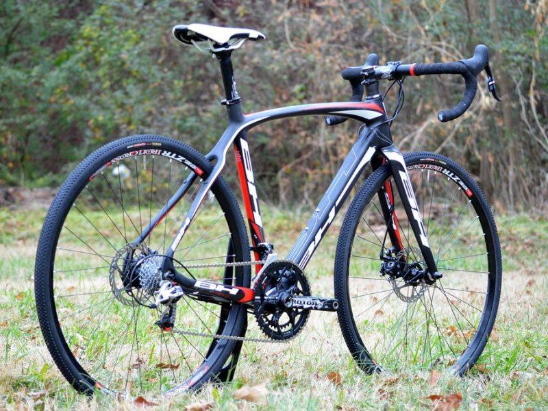 rower z tarczami hamulcowymi